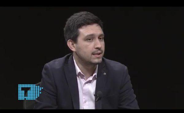 El director de emprendedurismo del Ministerio de Industria y Comercio, Edgar Colman. Foto: Gentileza.