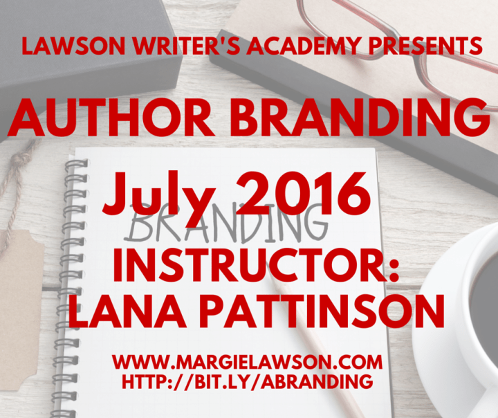 author branding | www.lanapattinson.com