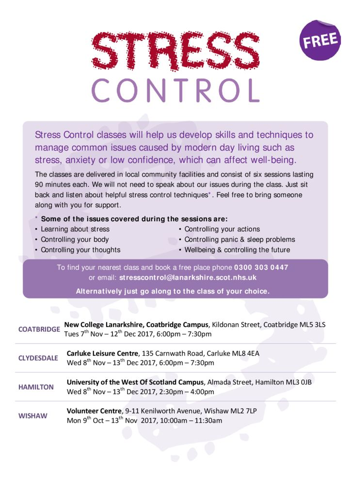 thumbnail of Stress Control Poster for Classes Oct-Dec 2017