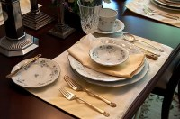 How to Set the Table   Never Enough Thyme