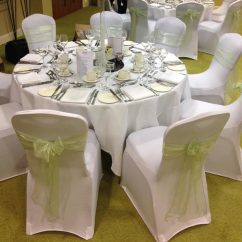Chair Cover Hire Manchester Uk Swivel Barrel Chairs For Sale Linen Lancashire Catering Stretch