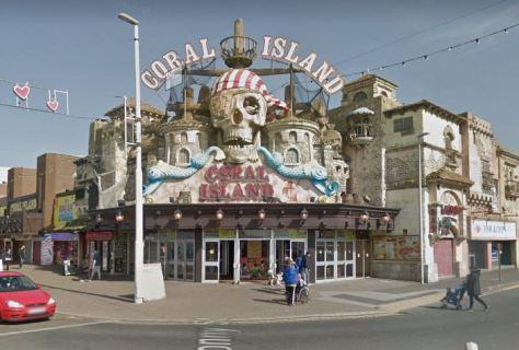 Fire at popular Coral Island arcade in Blackpool | Lancashire Telegraph