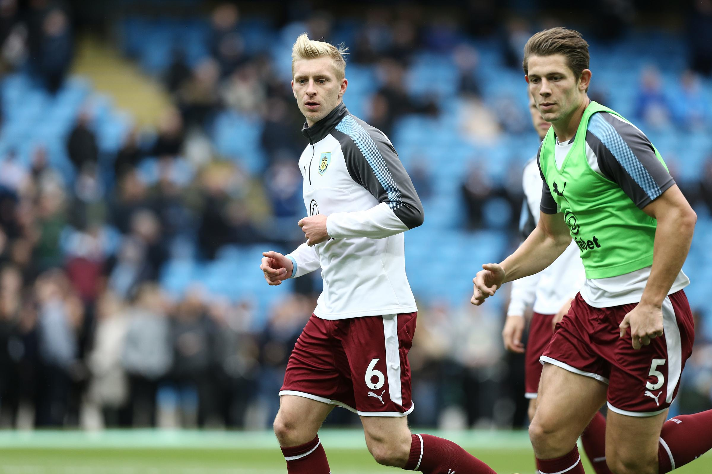 Lancashire Telegraph:   Burnley's England hopefuls: Their chances of a call-up rated 7525587
