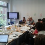 Kick off meeting at Save the Children UK Offices