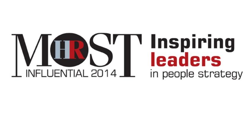 HR Magazine's Most Influential UK Thinker 2014