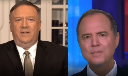 Pompeo tries to flip the 'witness intimidation' script on Democrats