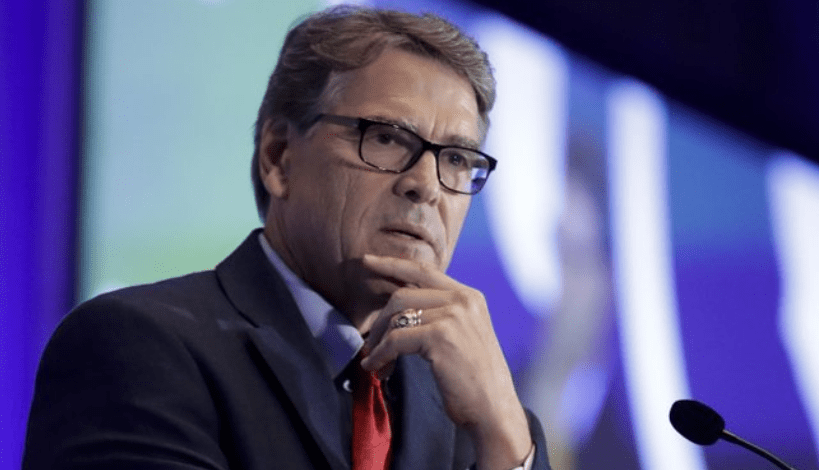 Trump throws Rick Perry under the bus in latest Ukraine scandal denial