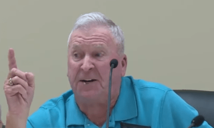 Homophobic Tennessee county commissioner whines about loss of 'rights' for white men