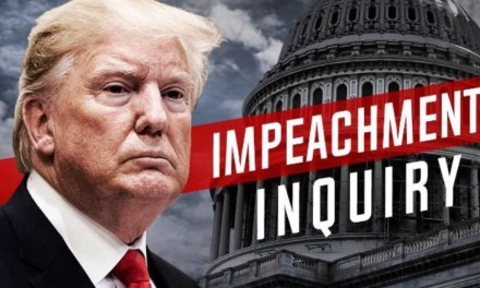 Impeachment resolution is everything Republicans demanded
