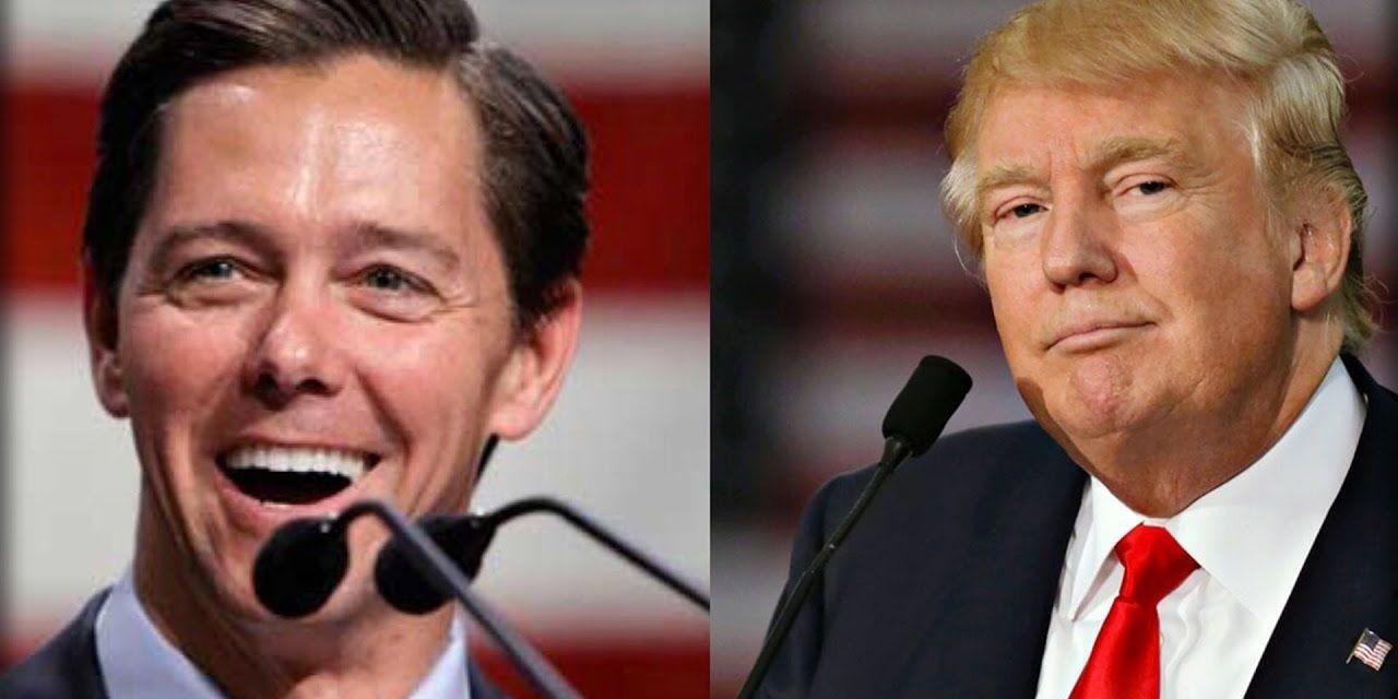 Evangelical leader gets shredded for declaring that Christians have a 'moral obligation' to support Donald Trump