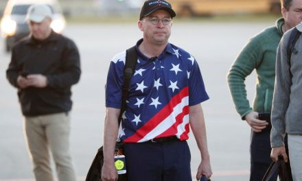 Mick Mulvaney becomes a hilarious meme after wearing his pathetic 'Space Force' outfit