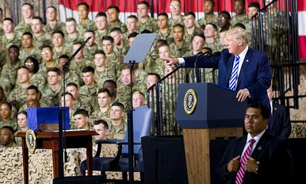 Law professors take Trump to task for undermining military discipline and ignoring rules of war