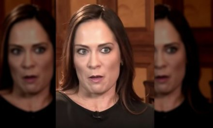 Stephanie Grisham ridiculed for self-quarantining even though she doesn't do her job anyway