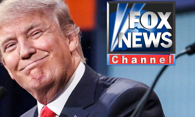Fox News claims when people boo Trump, they're actually cheering him