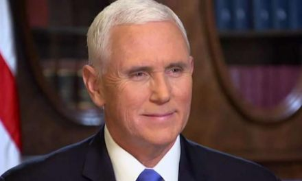 Delusional Mike Pence says it's not a 'foregone conclusion' the House will impeach Trump
