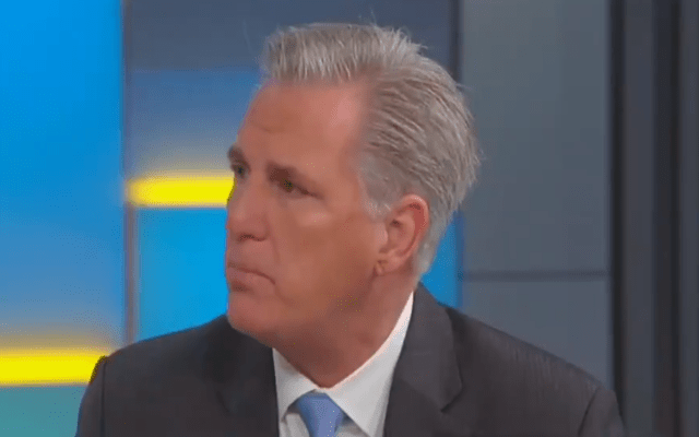 House Democrat demands Kevin McCarthy resign in disgrace for role in Capitol coup