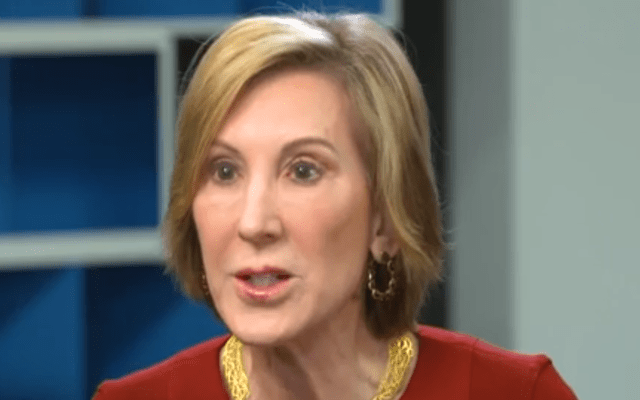 Carly Fiorina claims impeaching Trump is 'vital,' then admits she may vote for him in 2020