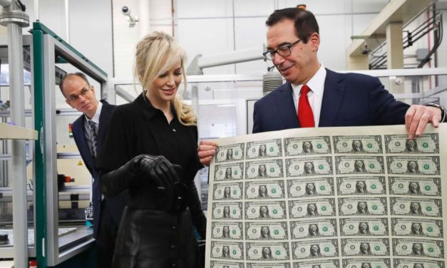 Trump's Treasury Department helped companies bilk the government out of billions