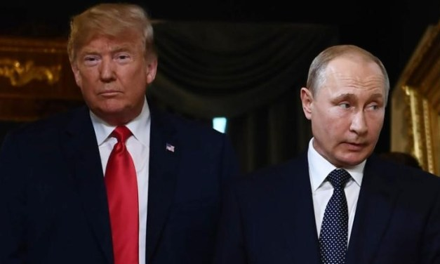 Trump brags that Putin thanked him for helping Russia prevent a terrorist attack
