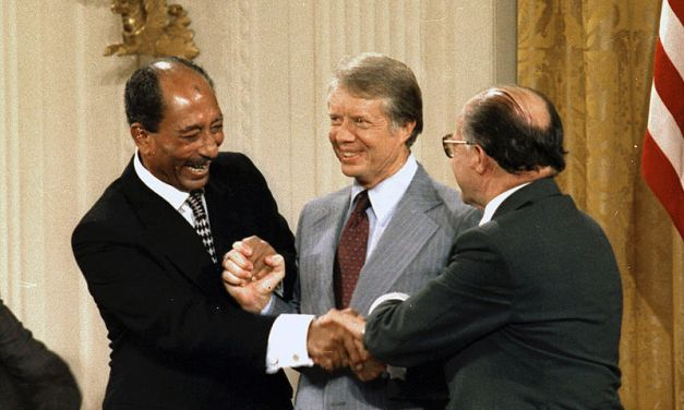 Jimmy Carter denounces Trump's unilateral Middle East peace proposal