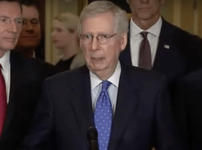 McConnell and Senate Republicans plot rule changes to dismiss impeachment articles