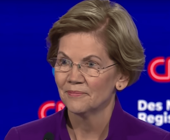 RNC attempt to smear Elizabeth Warren over an innocent joke backfires