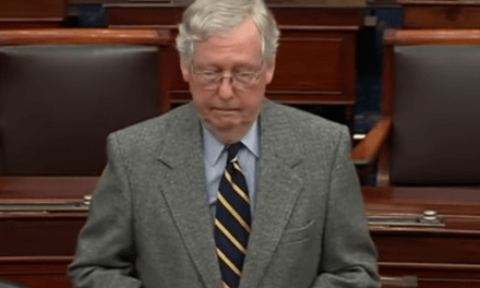 McConnell called out for violating his own impeachment standards