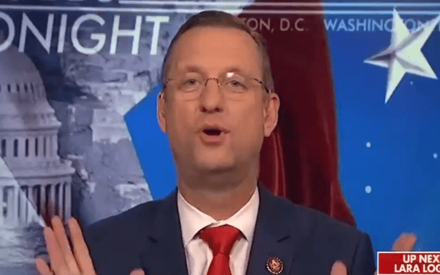 GOP Rep. Doug Collins gets destroyed for claiming Democrats are 'in love with terrorists'