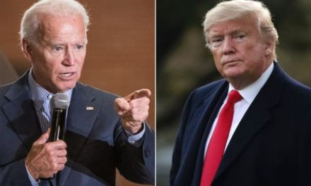 Biden repeatedly humiliates Trump and tells him to 'shut up' during first debate