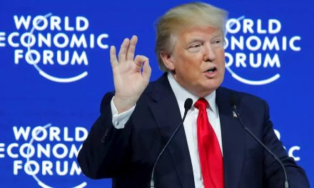 Trump tells Davos not to listen to 'prophets of doom' on climate change