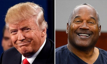 Trump supporter waxes ecstatic about POTUS with bizarre comparison: 'He is our O.J.'