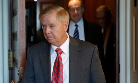 Republicans balk at Lindsey Graham's plan to investigate Ukraine scandal whistleblower