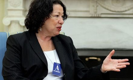 Justice Sotomayor calls out conservative colleagues for bowing down to Trump