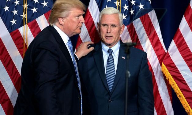 Retired General slams Pence for sycophantic devotion to Trump
