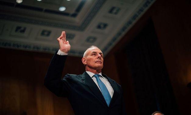 John Kelly backs Vindman for testifying against 'illegal' Trump-Ukraine call