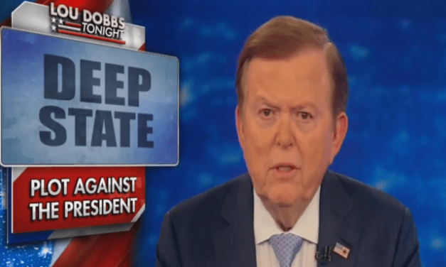 Lou Dobbs lashes out at Bill Barr for criticizing Trump's tweets – calls the DOJ 'rancid' and 'corrupt'