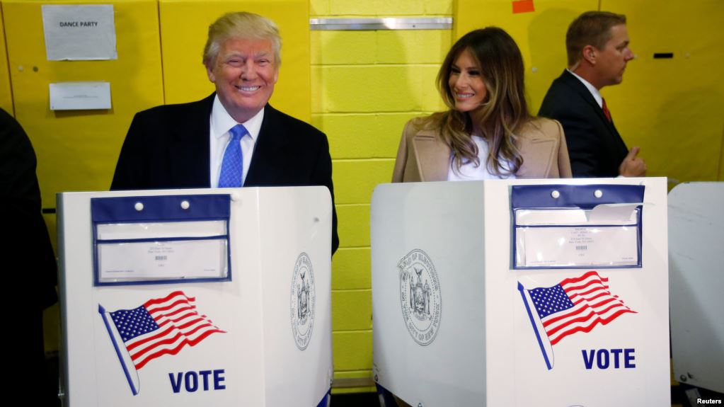 As November approaches, Trump is again spreading lies about massive voter fraud