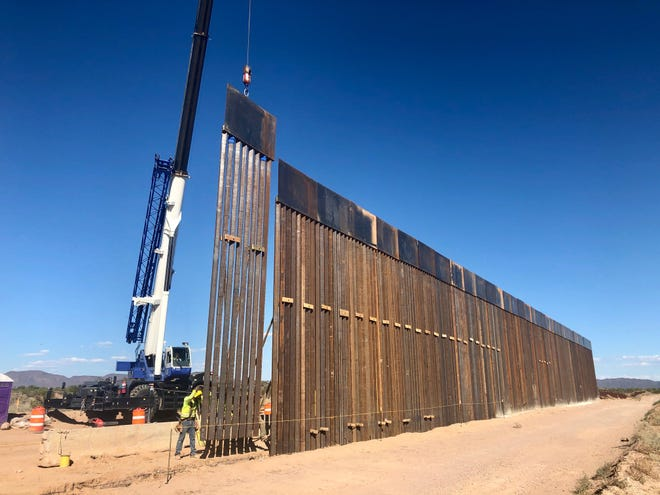 Sacred Native American burial ground destroyed to make room for Trump's border wall