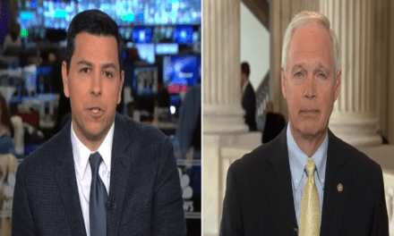 MSNBC host slams GOP senator for investigating the Bidens instead of focusing on pandemic