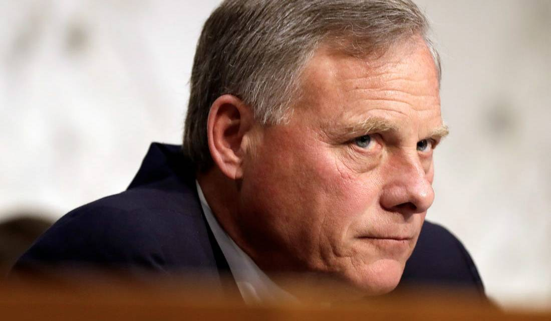 DOJ investigating fishy stock sales made by Sen. Richard Burr prior to market drop