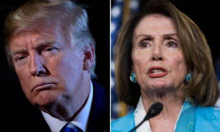Trump attacks Nancy Pelosi on Twitter just hours after calling for 'unity' to fight pandemic