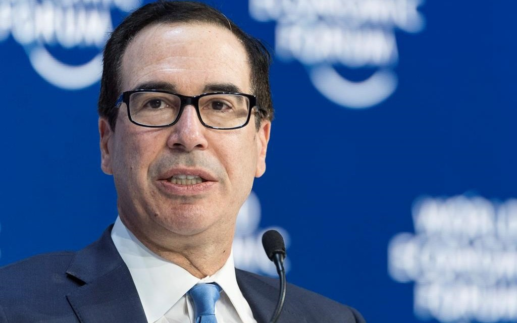 Mnuchin warns unemployment rate may hit 20 percent without fiscal stimulus package