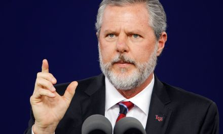 Jerry Falwell Jr. has magistrate issue arrest warrants for two journalists