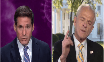 CNN host burns down White House official for suggesting the media wants to see people die