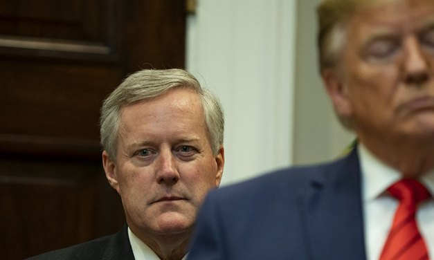 Americans call out Mark Meadows for falsely blaming Afghanistan chaos on Biden