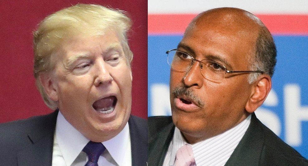 Former RNC chairman Michael Steele reveals exactly what's made Trump so 'manic' in recent days