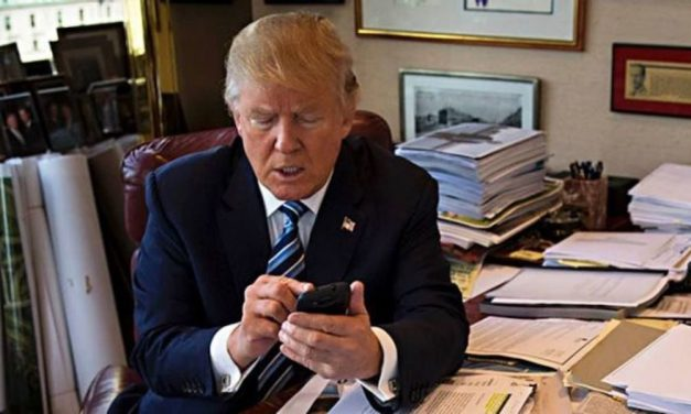 Trump order targeting social media for fact-checking his lies marks a big step towards fascist rule