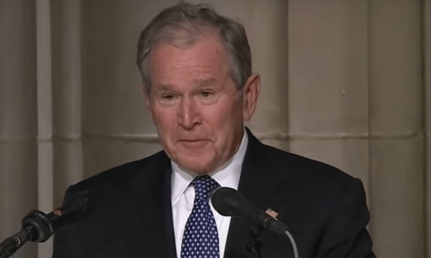 Trump launches petty attack on George W. Bush after he offers his support