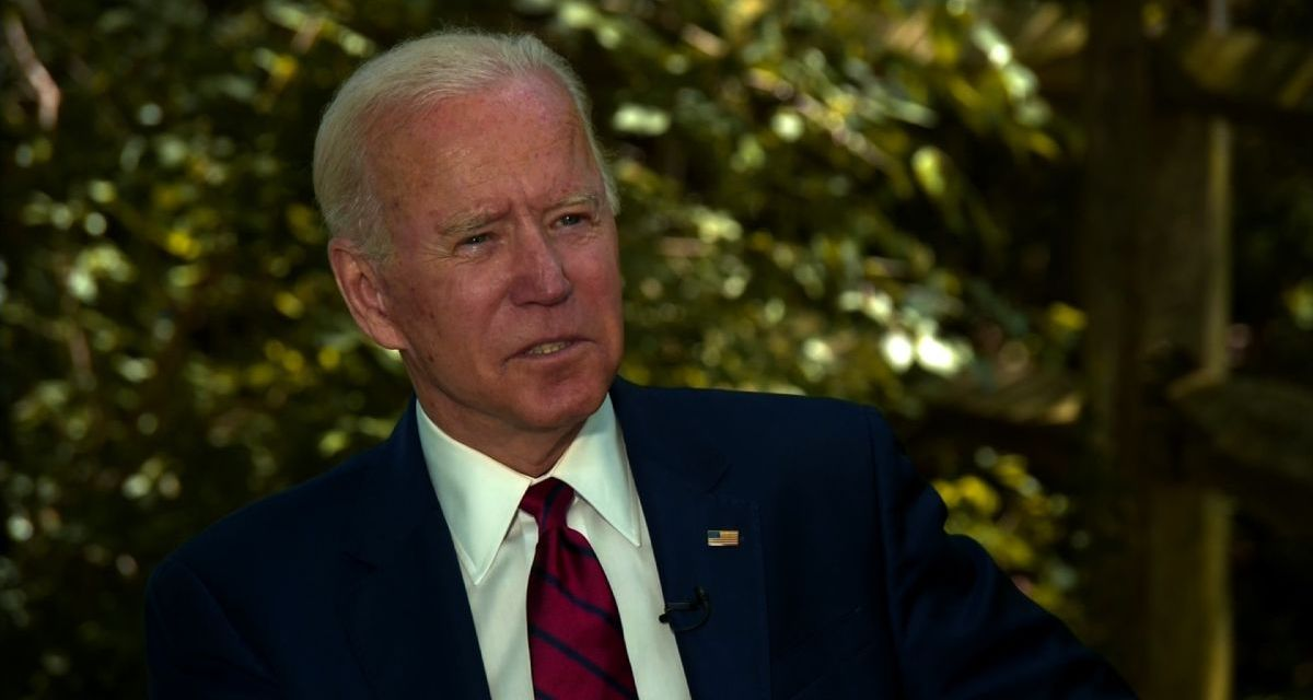 Joe Biden takes the gloves off: Slams Trump as a 'falsely masculine' fool