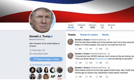 Here's the other tools Twitter may soon use to control Trump's social media rantings
